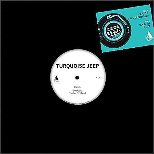 Alliance Turquoise Jeep - Smang It