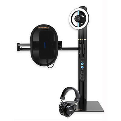 Marantz Turret Video Streaming System with TH-300X Headphones