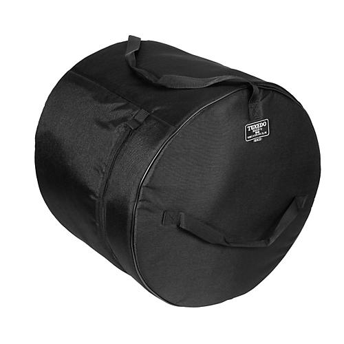 Humes & Berg Tuxedo Bass Drum Bag Black 16x20