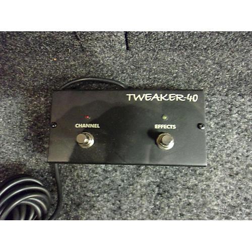 Tweaker 40 2-button Footswitch