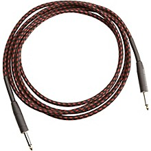 "Musician's Gear Tweed 1/4"" Straight-Straight Instrument Cable"