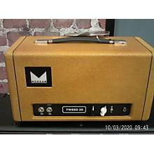 Morgan Amplification Tweed 20 Tube Guitar Amp Head