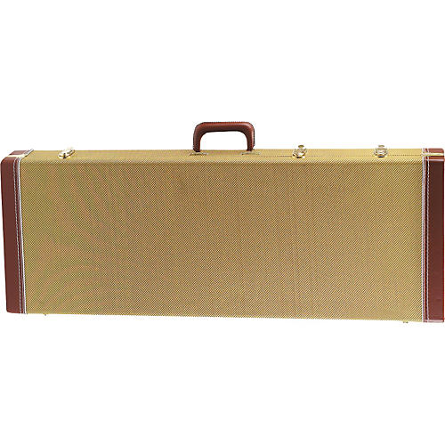 Road Runner Tweed Hardshell Electric Guitar Case