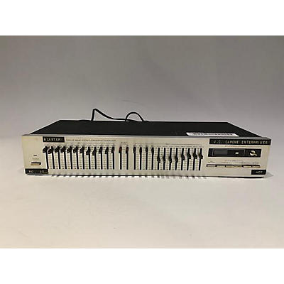 Realistic Twelve Band Stereo Frequency Equalizer Equalizer