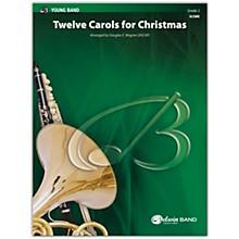 BELWIN Twelve Carols for Christmas Conductor Score 2 (Easy)