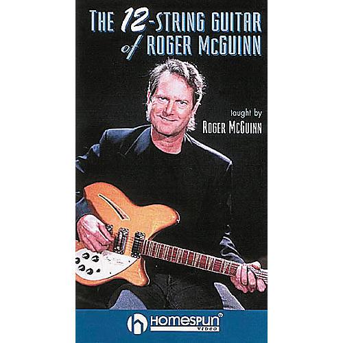 Hal Leonard Twelve String Guitar of Rodger McGuinn Video