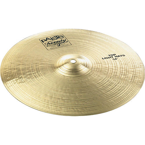 Paiste Twenty Light Hi-hat Cymbals