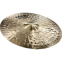 Open Box Paiste Twenty Masters Collection Dark Crisp Ride