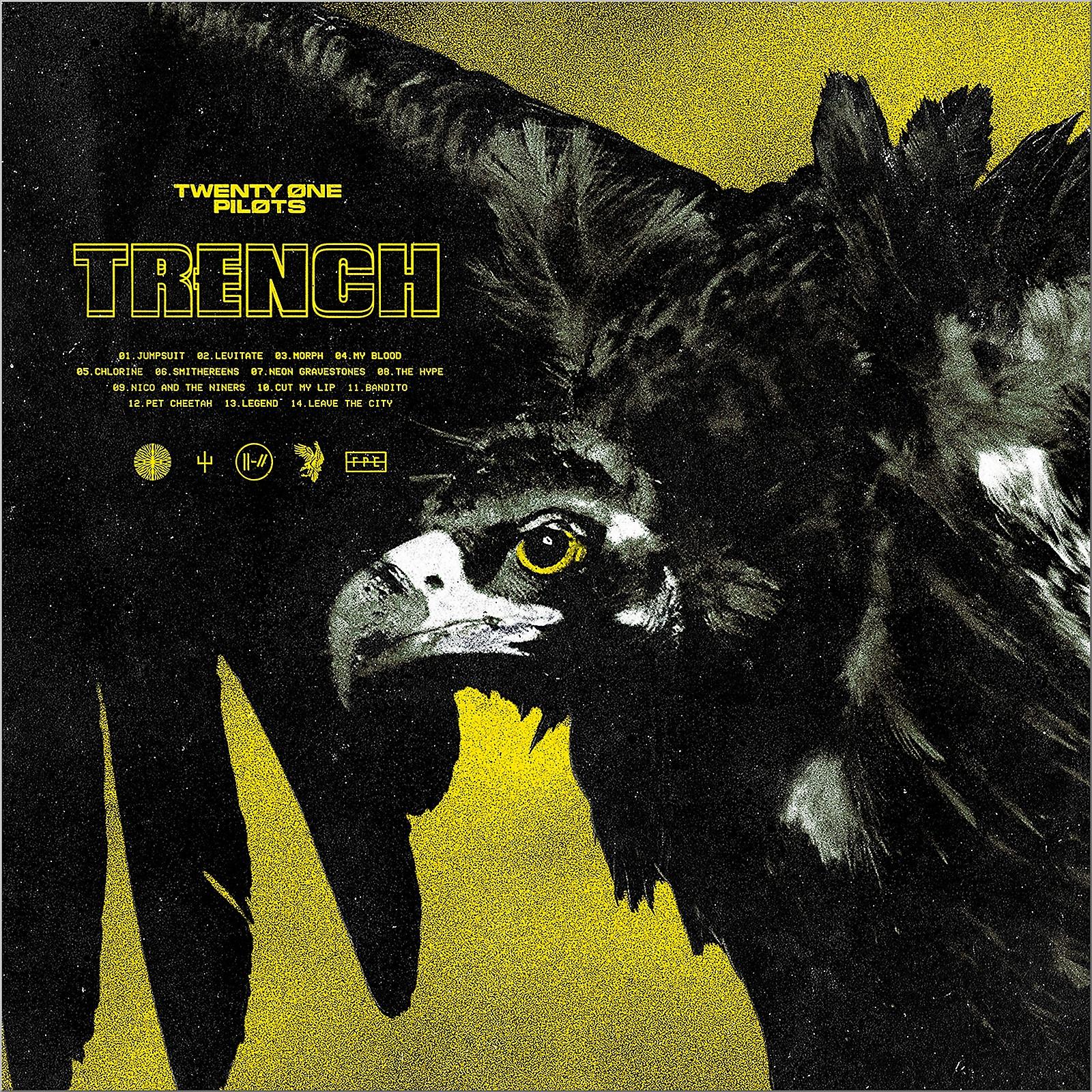 WEA Twenty One Pilots - Trench Vinyl (2Lp with Digital Download)
