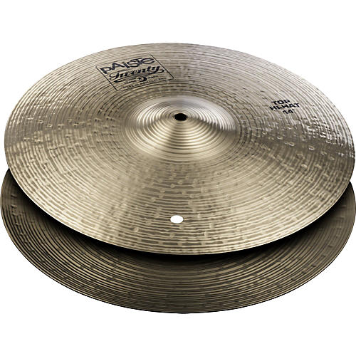 Paiste Twenty Series Hi-Hat Cymbal Pair