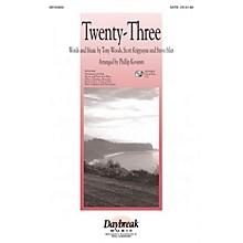 Daybreak Music Twenty-Three (The Lord Is My Shepherd) CHOIRTRAX CD Arranged by Phillip Keveren