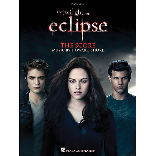 Hal Leonard Twilight: Eclipse - Music From The Motion Picture Score for Piano Solo