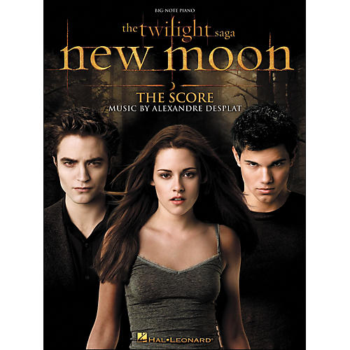Hal Leonard Twilight: New Moon - Music From The Motion Picture Score for Big Note Piano