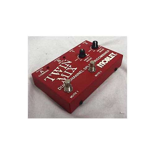 Twin Mix Pedal