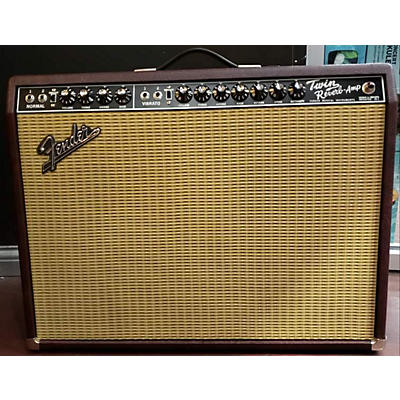 Fender Twin Reverb Limited Edition Tube Guitar Combo Amp