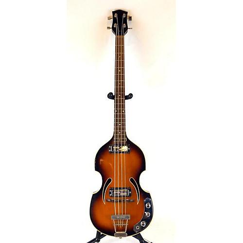 Twin Star Electric Bass Guitar