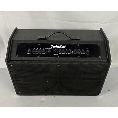 JazzKat Amps TwinKat Guitar Combo Amp