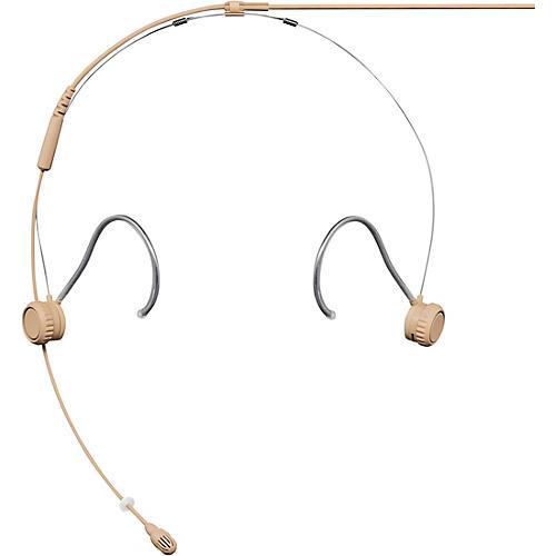Shure TwinPlex TH53 Subminiature Headset Microphone MDOT Tan