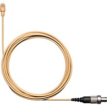 TwinPlex TL47 Subminiature Lavalier Microphone (Accessories Included) LEMO Tan