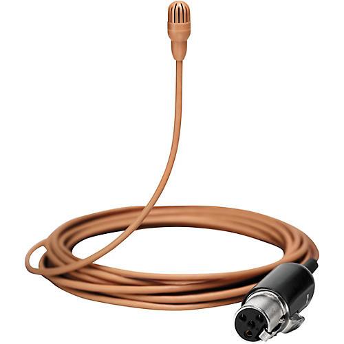 Shure TwinPlex TL47 Subminiature Lavalier Microphone (No Accessories) MTQG Cocoa
