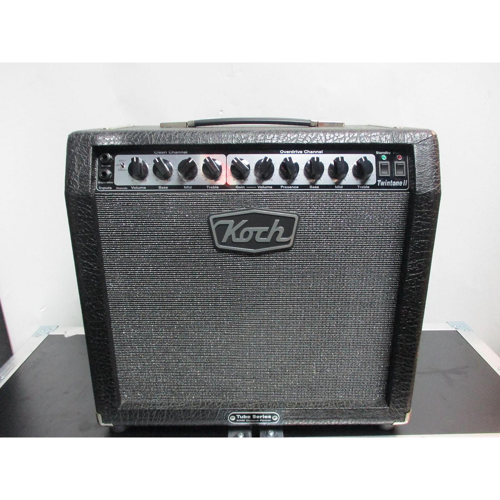 Koch Twintone II 1X12 50W Tube Guitar Combo Amp