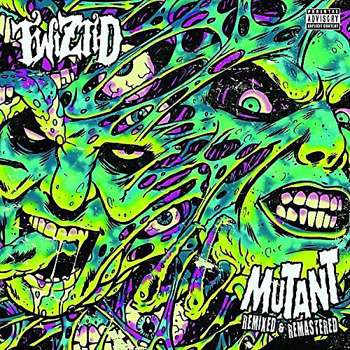Alliance Twiztid - Mutant Remixed & Remastered