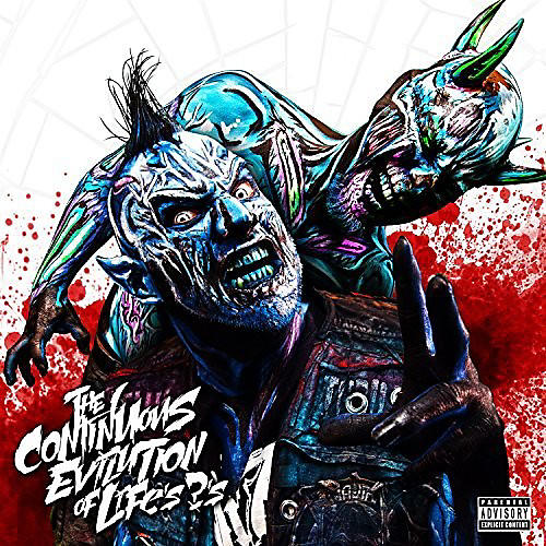 Alliance Twiztid - The Continuous Evilution Of Life's ?'s