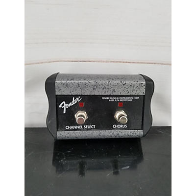 Fender Two Button Footswitch Pedal