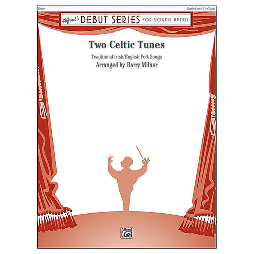 Alfred Two Celtic Tunes - Grade 1.5 (Easy)