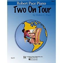 Lee Roberts Two On Tour Book 1 (Easy Piano Duets) Pace Piano Education Series Softcover Composed by Helen C. Pace