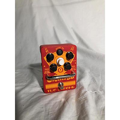 Orange Amplifiers Two Stroke Effect Pedal