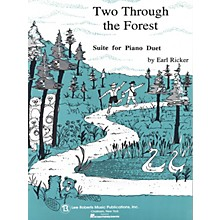 Lee Roberts Two Through the Forest (Level 3 Duet) Pace Piano Education Series Composed by Earl Ricker