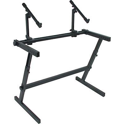 Quik-Lok Two Tier Z Keyboard Stand