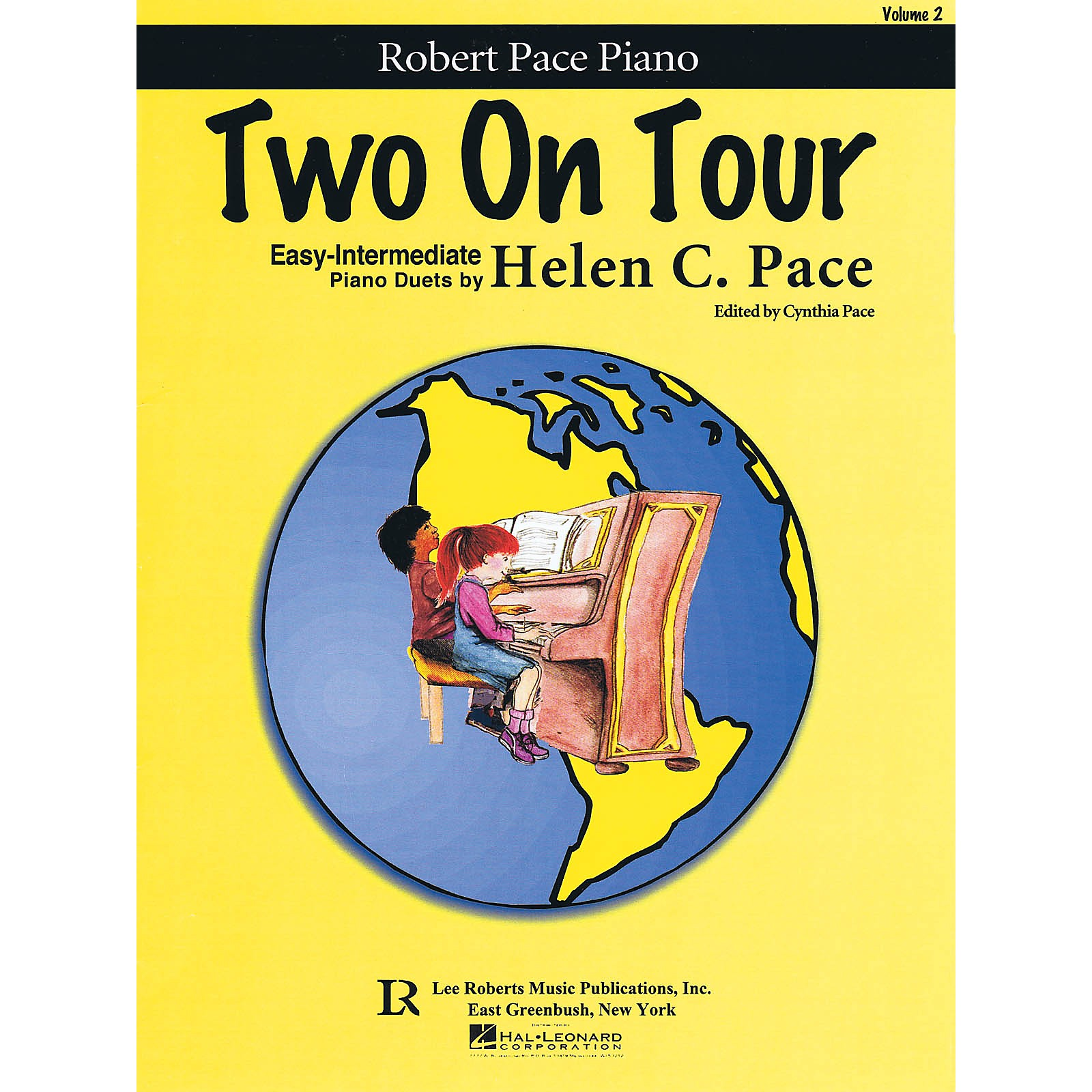 Lee Roberts Two on Tour - Volume 2 Pace Piano Education Series Softcover Composed by Helen Pace