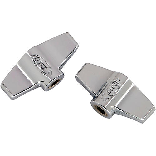 PDP by DW Two-pack of PDP's precision-manufactured wing nuts.