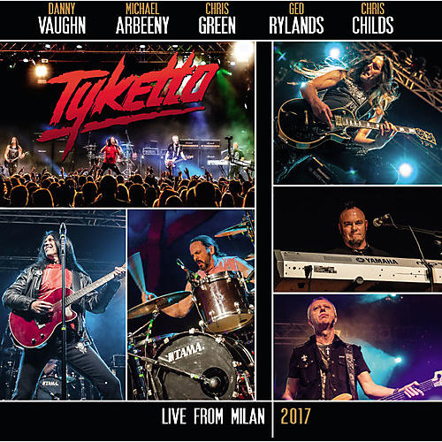 Alliance Tyketto - Live From Milan 2017