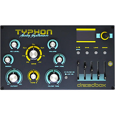 Dreadbox Typhon Analog Synthesizer