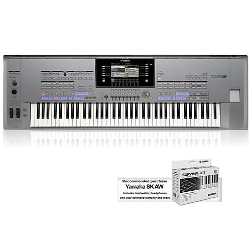 yamaha tyros5 76 key arranger workstation musician 39 s friend. Black Bedroom Furniture Sets. Home Design Ideas