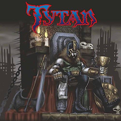 Alliance Tytan - Justice: Served (Royal Blue Vinyl)