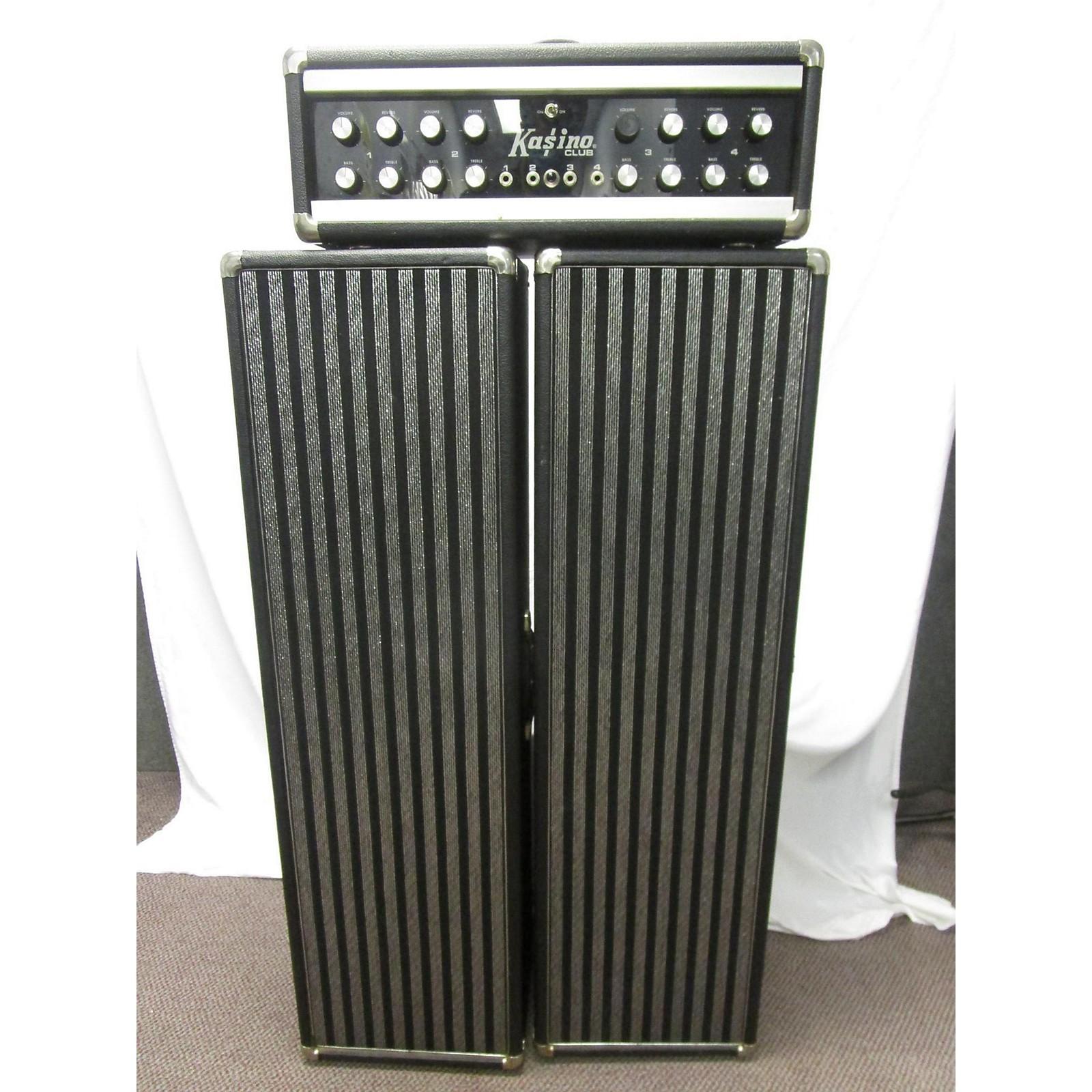 Kasino U-100p Soundsystem Sound Package