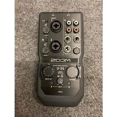 Zoom U-24 MultiTrack Recorder