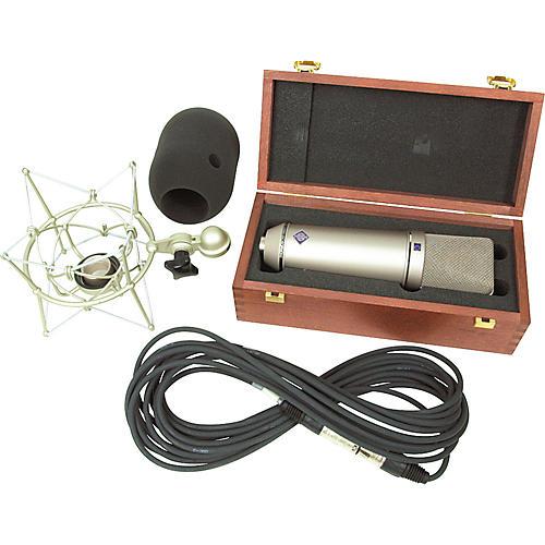 Neumann U 87 Ai Shockmount Set Z Microphone with Box