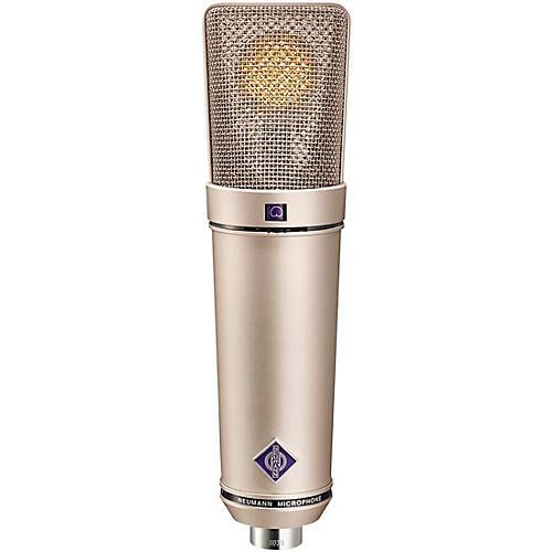 Neumann U 89i Large-diaphragm Condenser Microphone Nickel