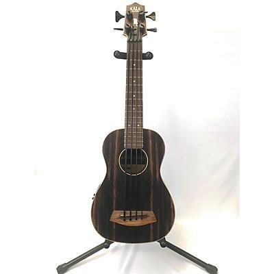 Kala U-Bass EBY-FS Acoustic Bass Guitar
