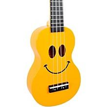 U Smile Soprano Ukulele Yellow