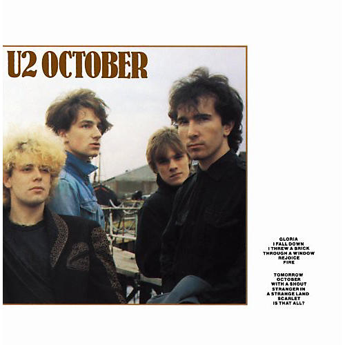 Alliance U2 - October