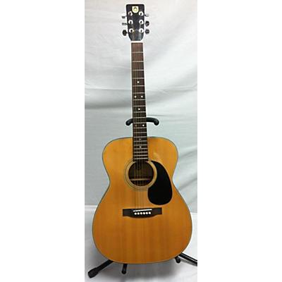 Univox U3022S Acoustic Guitar