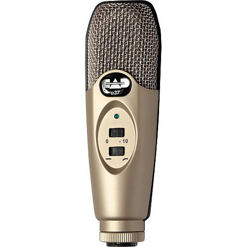 cad u37 usb condenser microphone musician 39 s friend. Black Bedroom Furniture Sets. Home Design Ideas