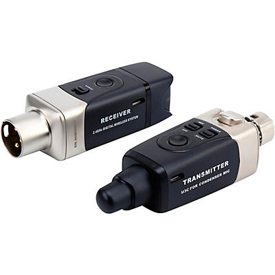 XVive U3C Condenser Microphone Wireless System