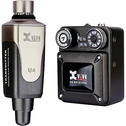 XVive U4 In-Ear Monitor Wireless System Set